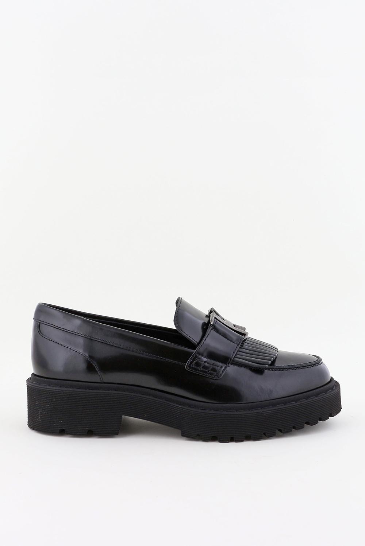Hogan loafers HXW5430DH721 zwart
