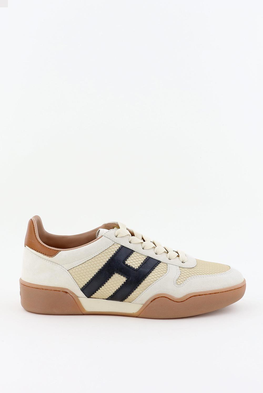 Hogan sneakers Retro HXW3570AC41Q beige