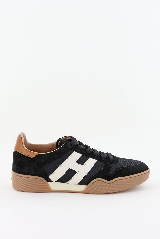Hogan sneakers Retro HXW3570AC41Q zwart