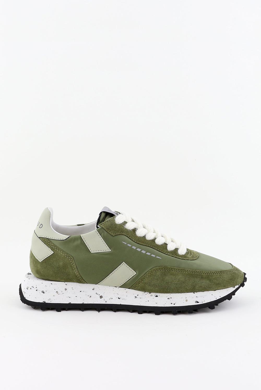 Ghoud sneakers Rush RYLW-NS28 groen