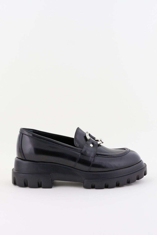 AGL loafers D756014PGKP0381720 zwart