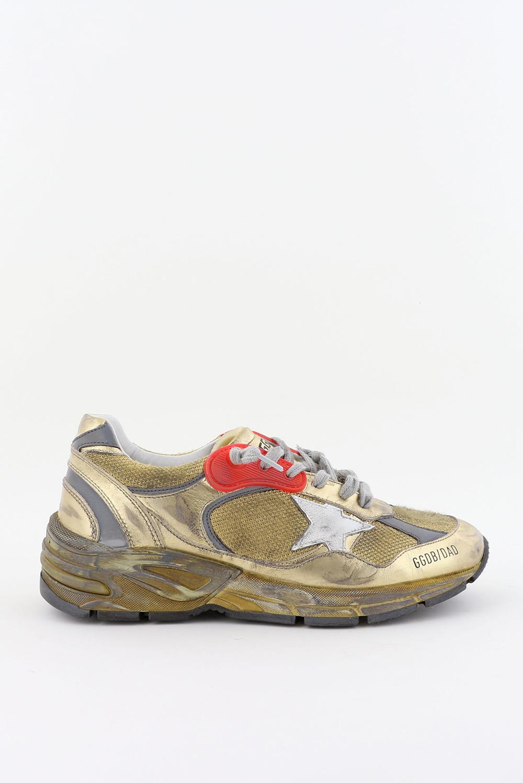 Golden Goose sneakers Running Dad GWF00199.F001211 goud