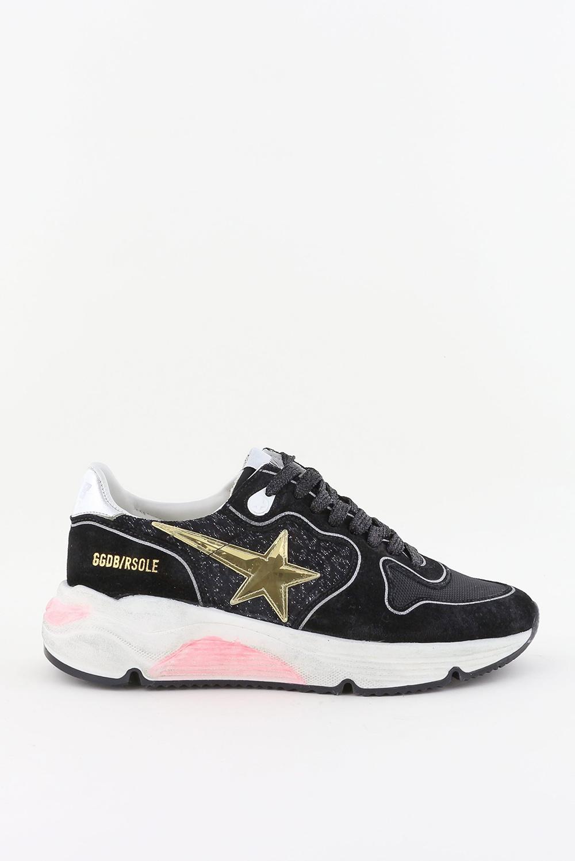 Golden Goose sneakers Running Sole GWF00126.F001927 zwart