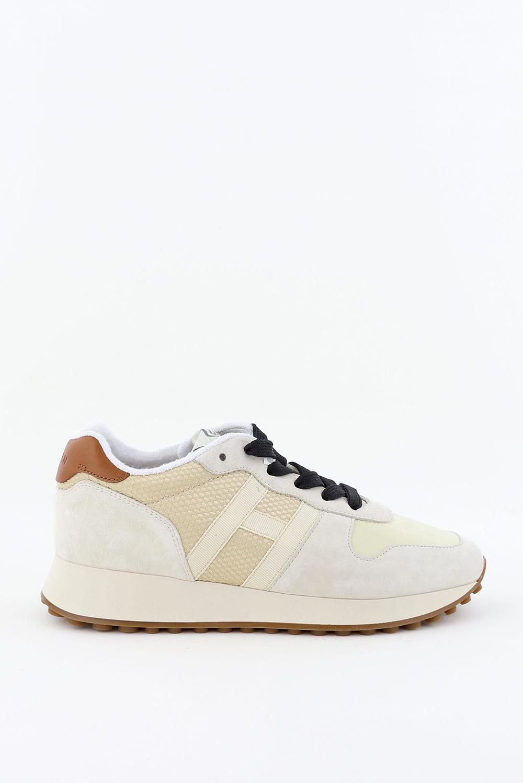 Hogan sneakers HXW4290CM42Q beige