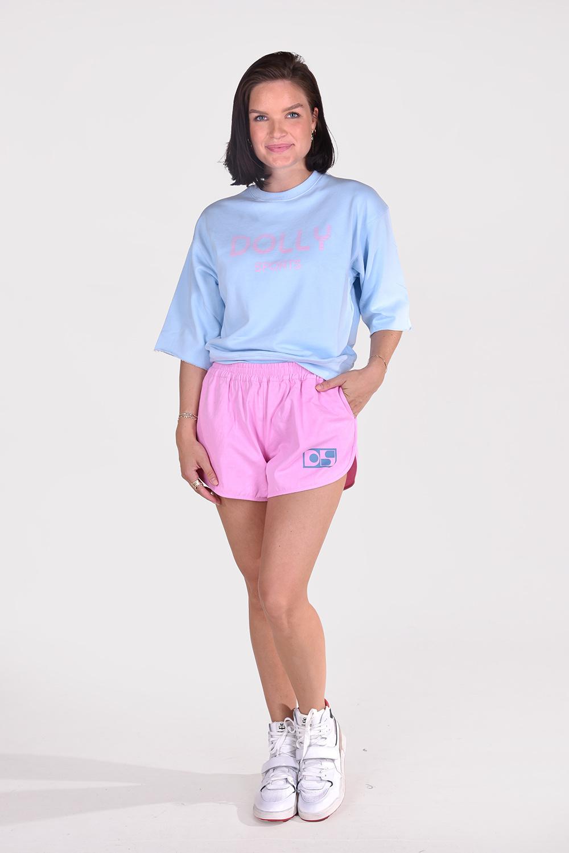 Dolly Sports trui Team Dolly SS lichtblauw
