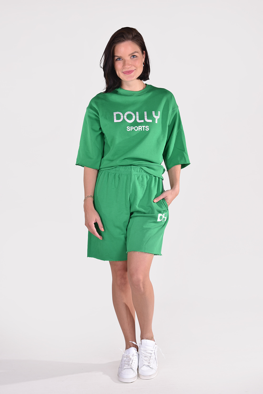 Dolly Sports trui Team Dolly SS groen