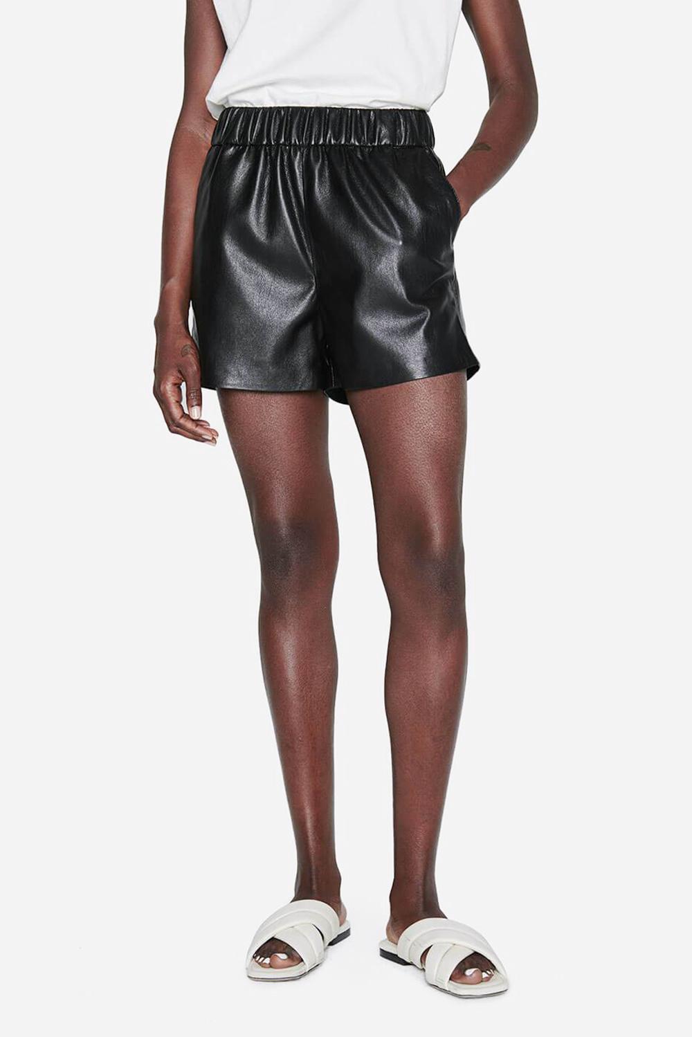 Anine Bing short Sofia A-05-9088-000 zwart
