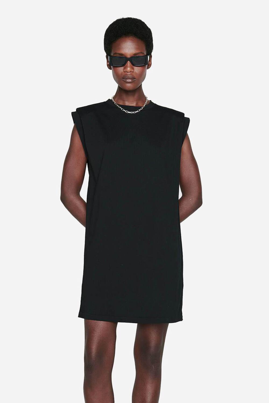 Anine Bing jurk Tanner A-02-1188-000 zwart