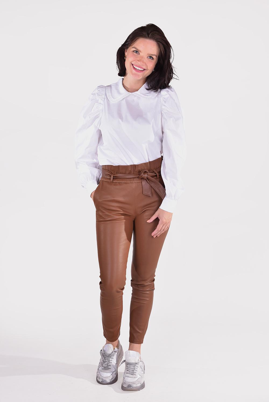 Munthe blouse Rewa 1008 wit