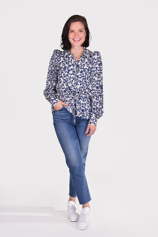 Munthe blouse Raji 1019 creme