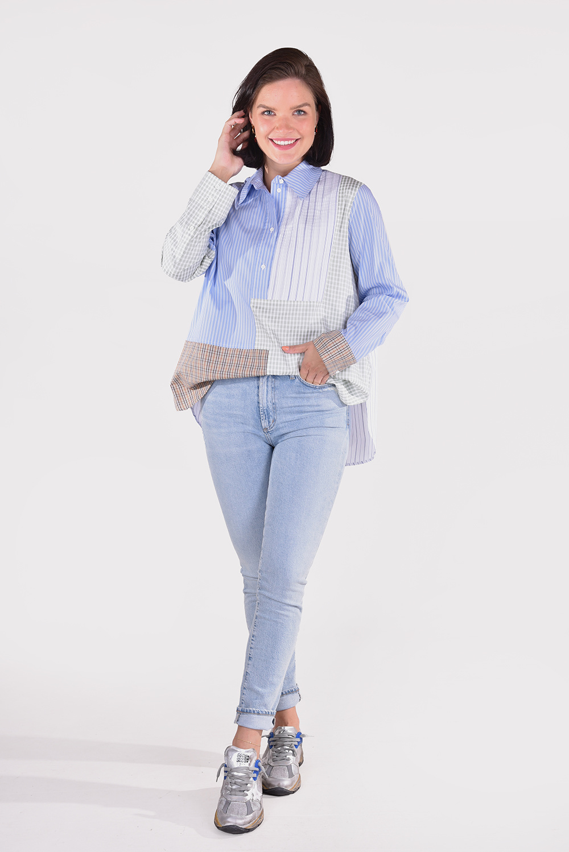 Munthe blouse Randy 1001 creme