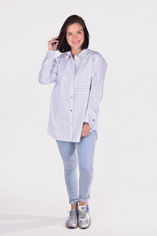 Munthe blouse Roberta 1028 wit