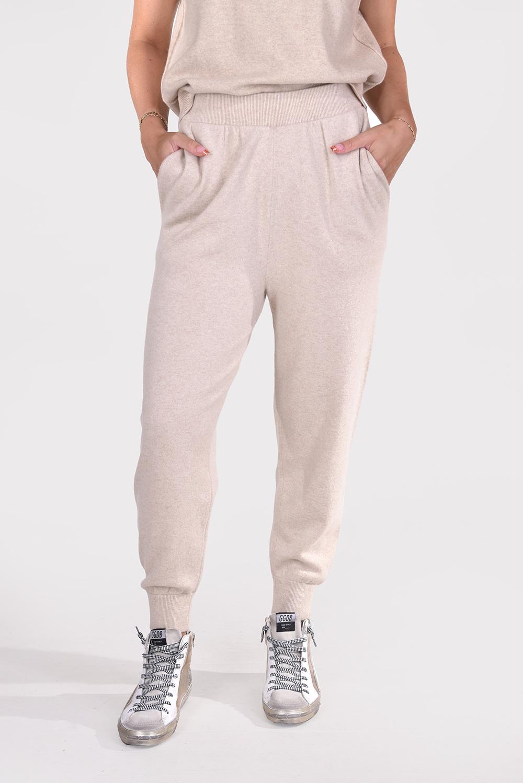 Extreme Cashmere broek Yogi 56 beige