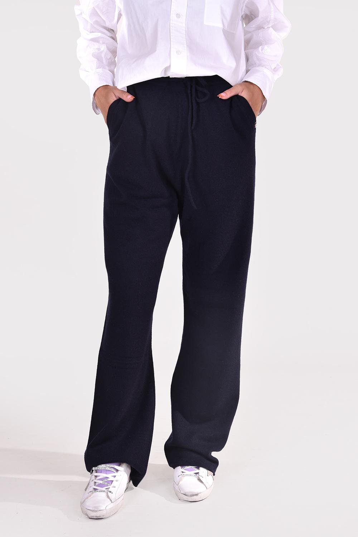 Extreme Cashmere broek Run 142 blauw