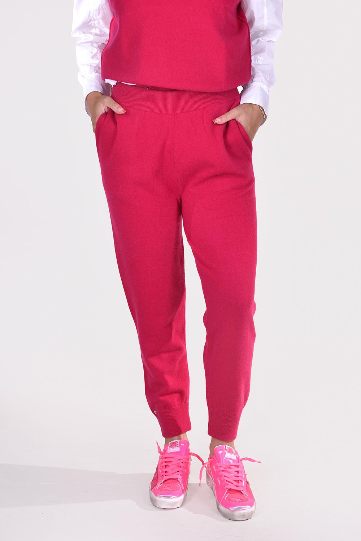 Extreme Cashmere broek Yogi 56 roze