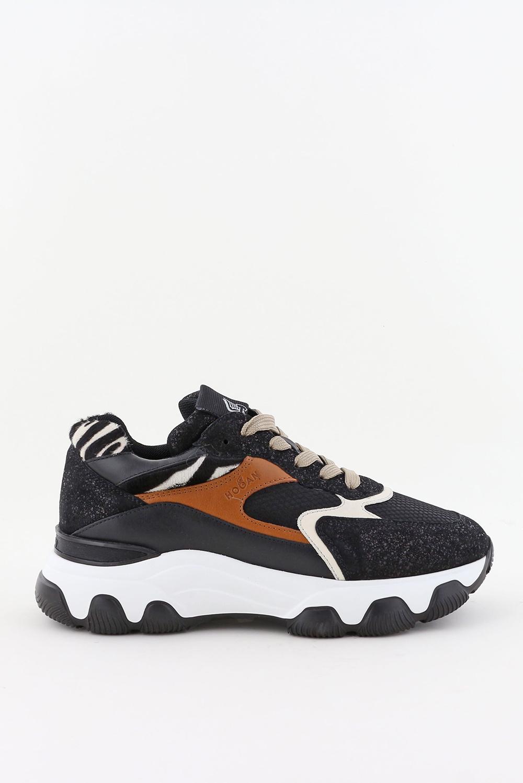 Hogan sneakers Hyperactive HXW5400DG60Q zwart