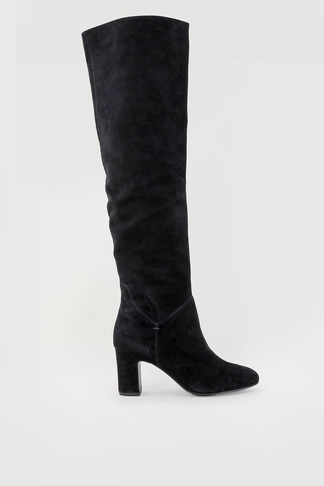 Bibi Lou hoge laarzen 527B30VK zwart