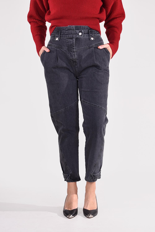 IRO jeans Foudon WM22FOUDON grijs