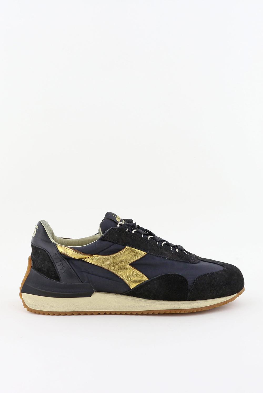 Diadora Heritage sneakers Equipe 201.177991 zwart