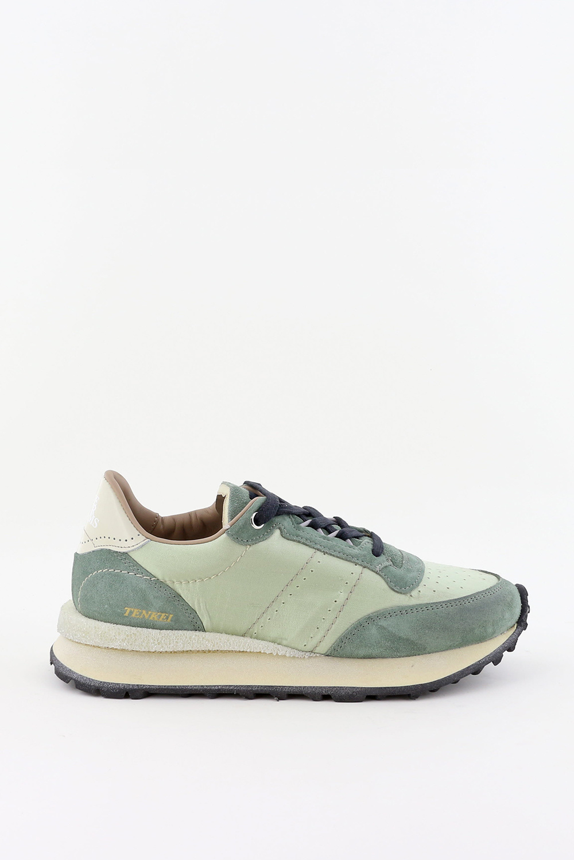 Hidnander sneakers Tenkei HC2WS400 groen