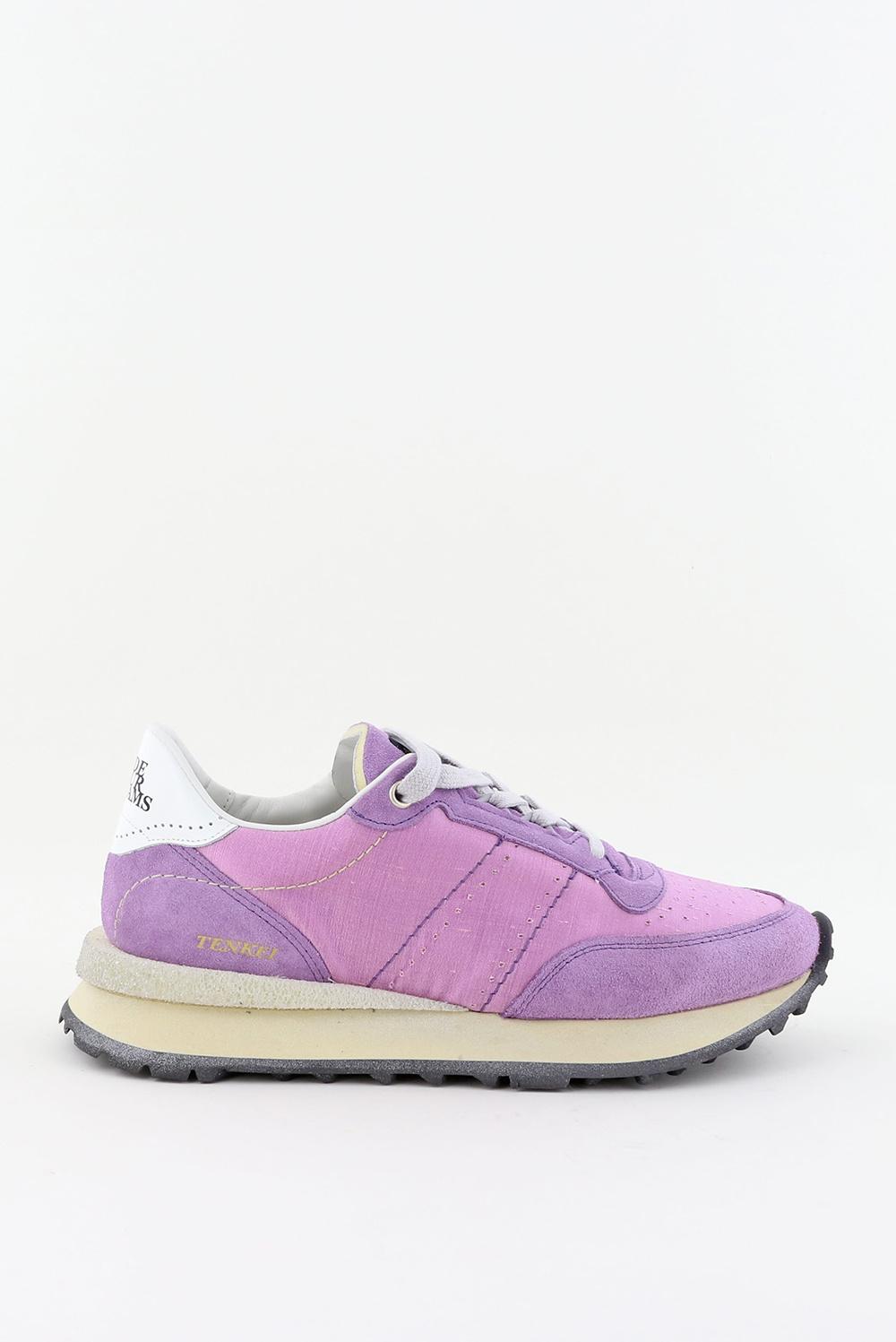 Hidnander sneakers Tenkei HC2WS400 paars