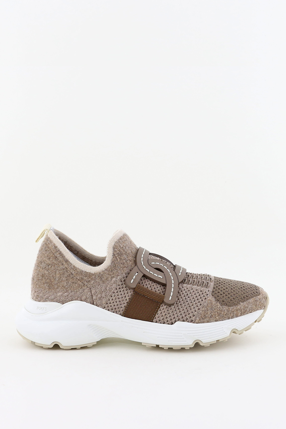 Tods sneakers XXW54C0EM61Q taupe