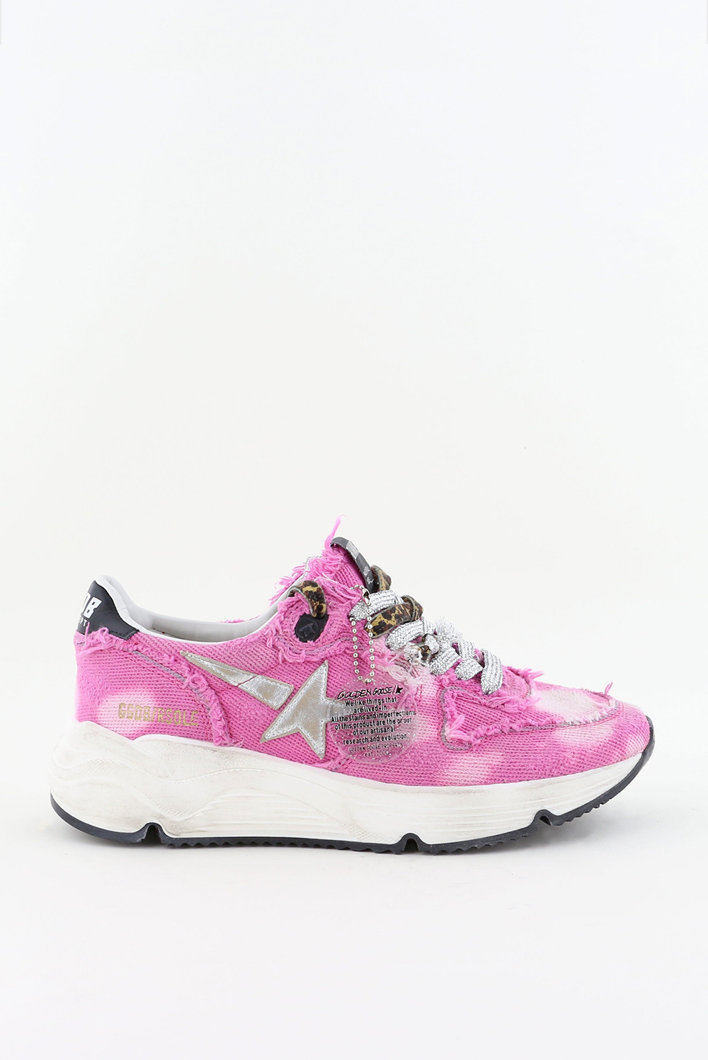 Golden Goose sneakers Running Sole GWF00126.F002047 roze