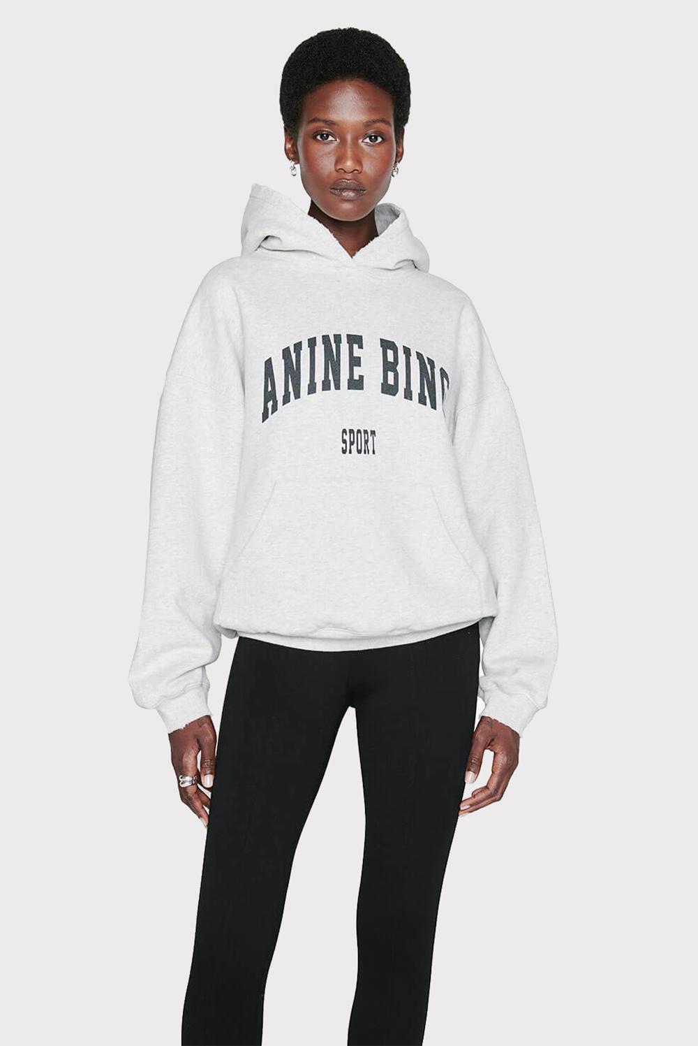 Anine Bing trui Harvey S-08-5185-030 grijs