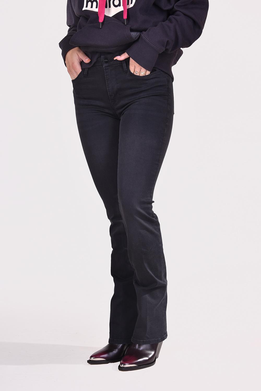 FRAME jeans Le Mini Boot LMB208/B grijs
