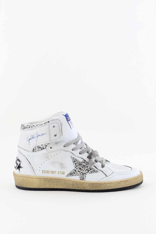 Golden Goose sneakers Skystar wit