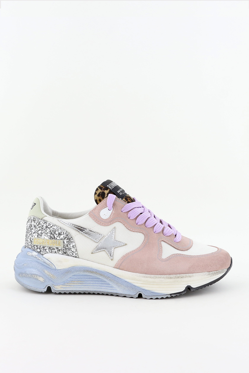 Golden Goose sneakers Running Sole GWF00126.F001929 wit