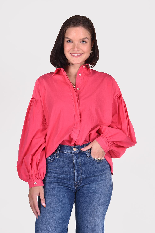 Forte_Forte blouse 8660 roze