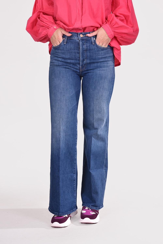 Mother jeans Tomcat Roller 1725-624 blauw