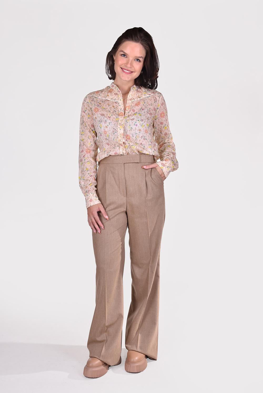 Forte_Forte blouse 8673 beige