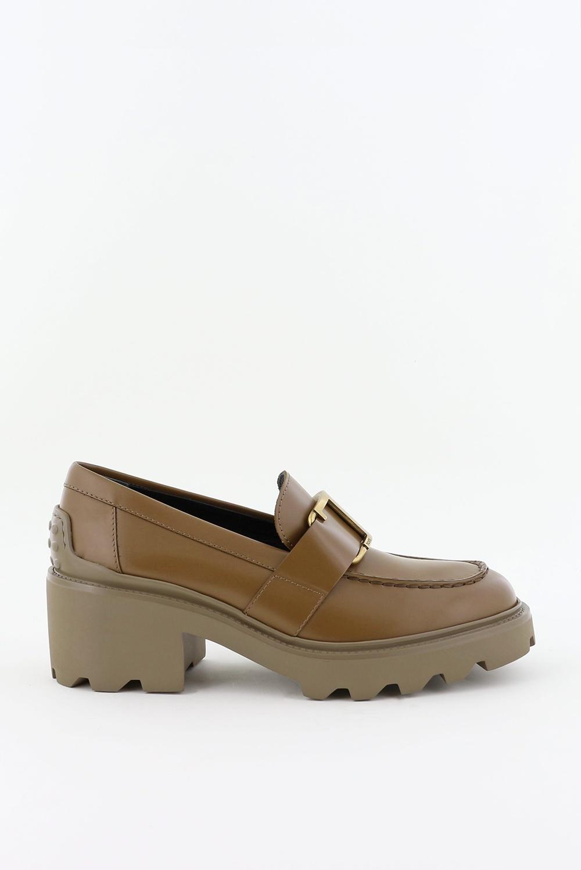 Tods loafers XXW08D0EU50O groen