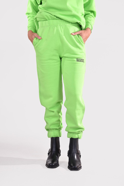 Ganni broek T2991 groen