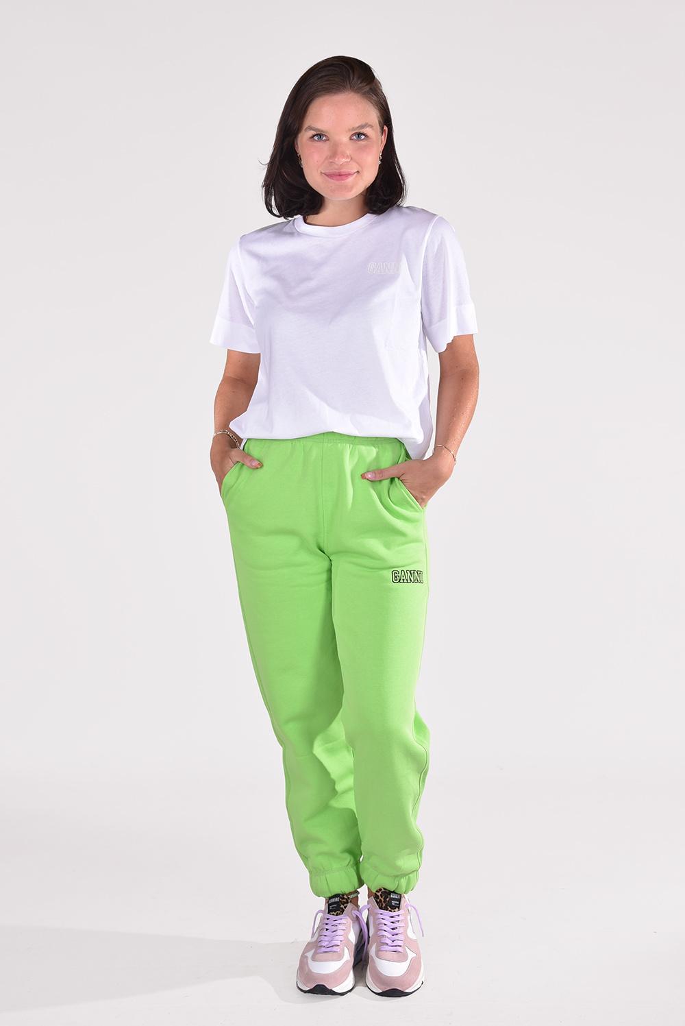 Ganni t-shirt T2917 wit