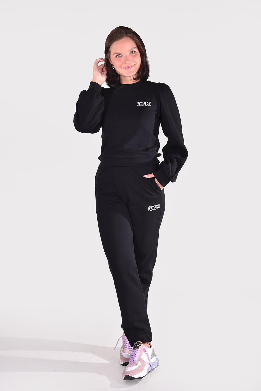 Ganni trui T2965 zwart