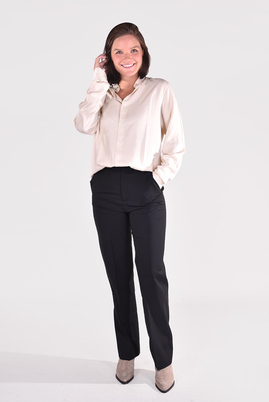 Hope blouse Air Clean 00764835111 beige