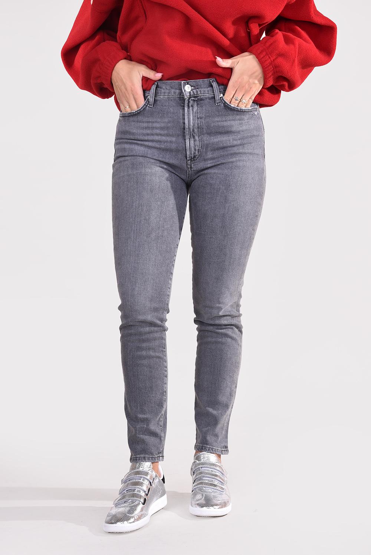 Citizens of Humanity jeans Olivia Zip 1926-1288 grijs