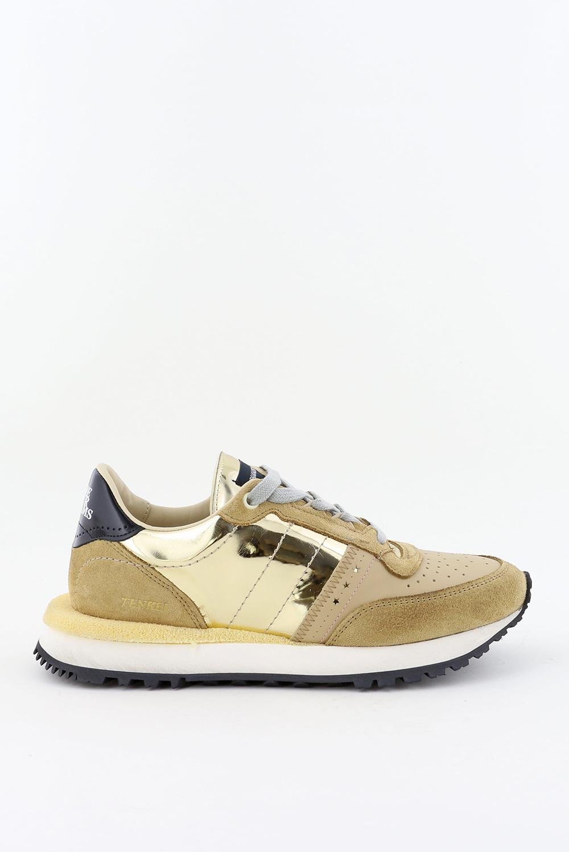 Hidnander sneakers Tenkei HC2WS410 goud