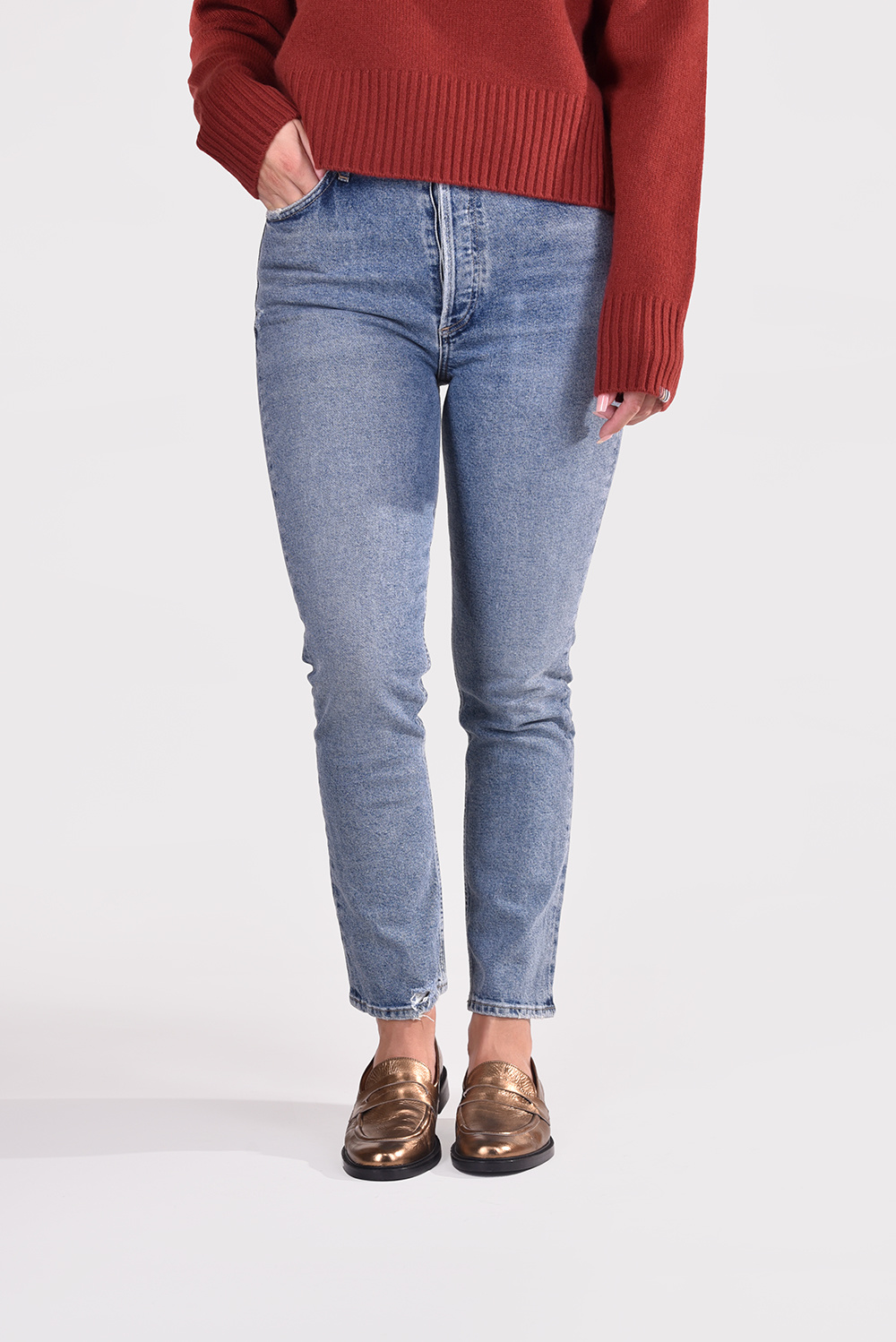 Citizens of Humanity jeans Charlotte 1731-3009 blauw