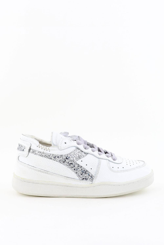 Diadora Heritage sneakers Mi Basket Row Cut 201.177994 wit