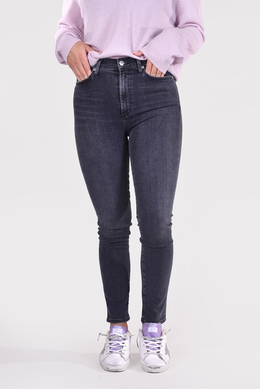 Citizens of Humanity jeans Olivia Zip 1926-502 zwart