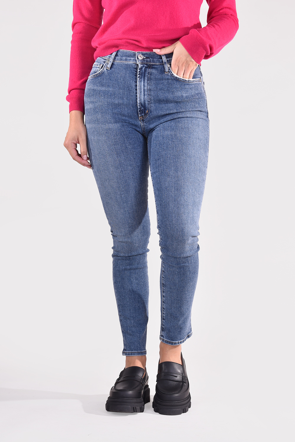 Citizens of Humanity jeans Olivia 1926B-372 blauw