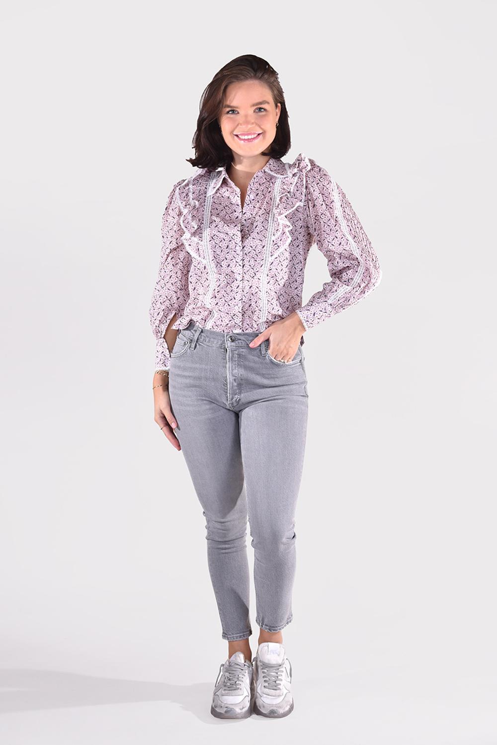Magali Pascal blouse Jacky T09 multi