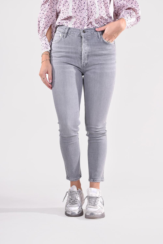 Agolde jeans Nico A093-1356 grijs