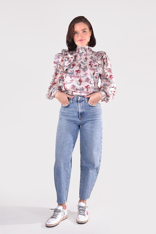 Magali Pascal blouse Laurena T18 multi