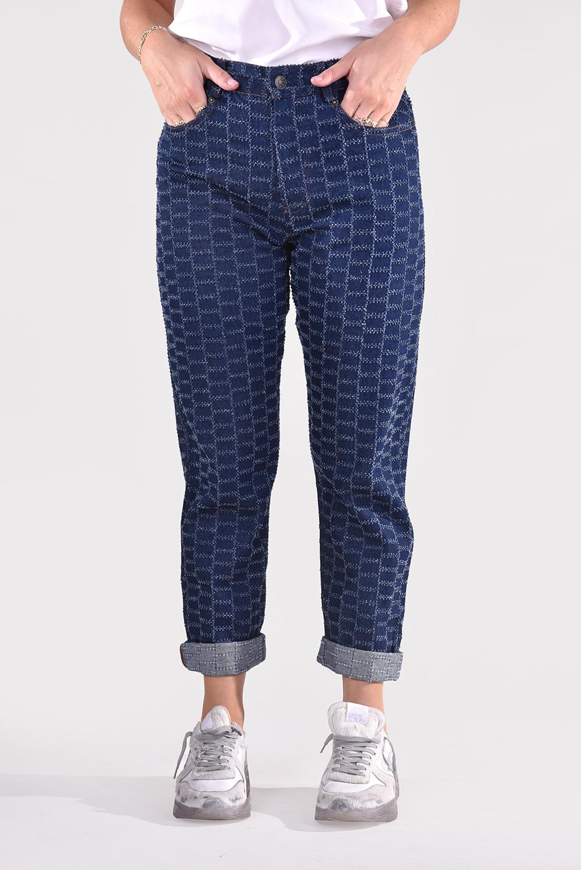Munthe jeans Riggs 1407 blauw