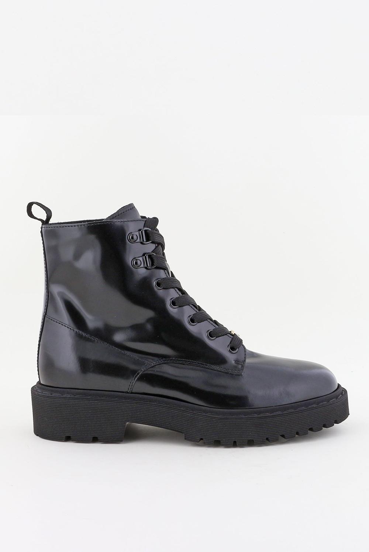 Hogan enkellaarsjes HXW5430DR52 zwart